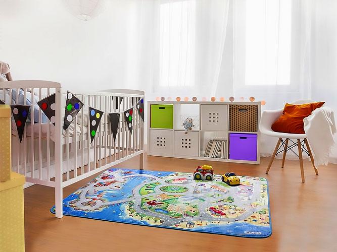 Brico+   ALFOMBRAS INFANTILES