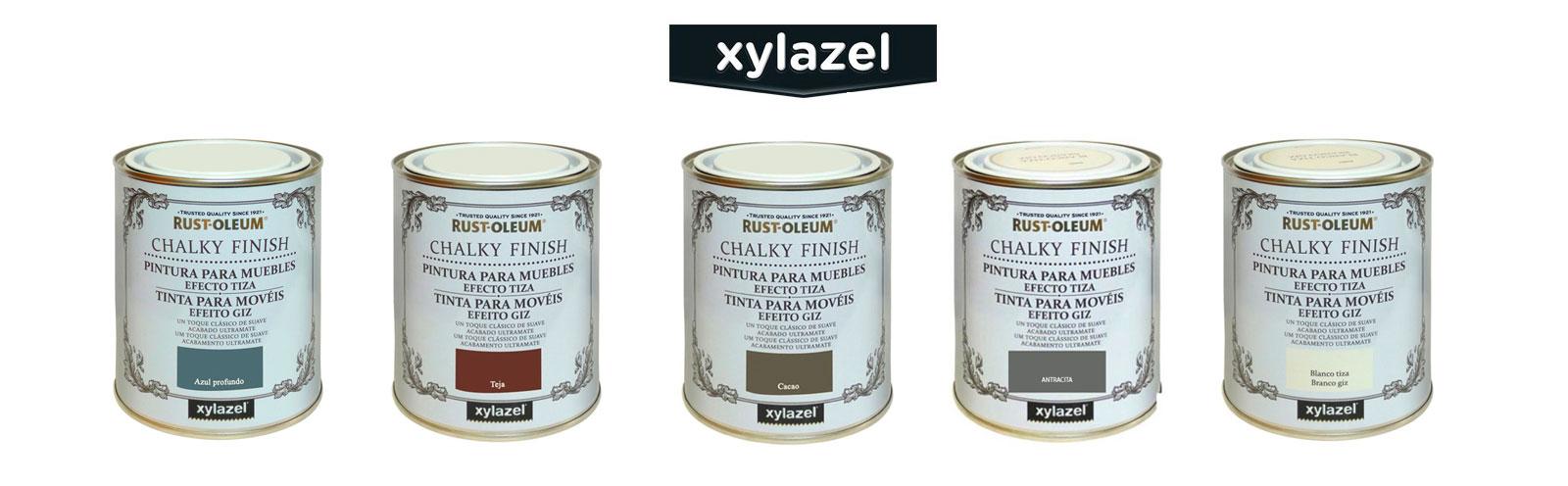 Brico+ | Pintura efecto tiza xylazel