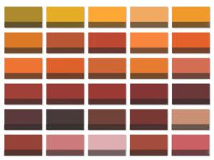 Brico+ | Cartas de Color Ral