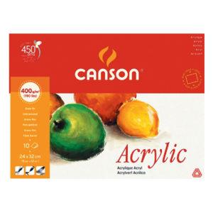 Brico+ | Papel para acrílicos Canson
